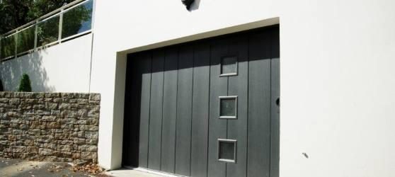 Porte de garage finistère